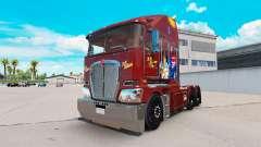 La piel RM Williams en el tractor Kenworth K200 para American Truck Simulator