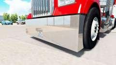 Una colección de accesorios para tractor Kenworth W900 para American Truck Simulator
