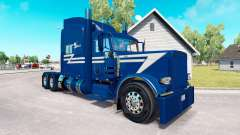 TransWest de la piel para el camión Peterbilt 389 para American Truck Simulator