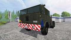 FAUN L 1212-45 VSA 6x6
