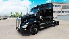 La piel de Nike en el camión Kenworth para American Truck Simulator