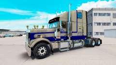 La piel Leavitts en el camión Freightliner Classic XL para American Truck Simulator