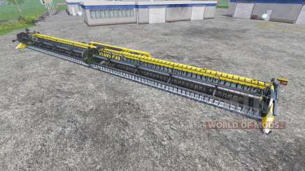 New Holland Super Flex Draper 45FT para Farming Simulator 2015
