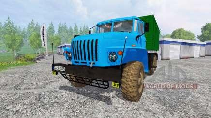 Ural-4320 v2.1 para Farming Simulator 2015