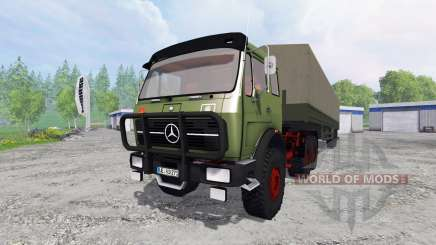 Mercedes-Benz NG 1632 6x6 para Farming Simulator 2015