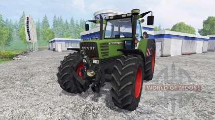 Fendt Favorit 515C [washable] para Farming Simulator 2015