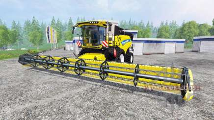 New Holland CR9.90 [edition pneus michelin] para Farming Simulator 2015