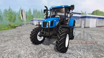 New Holland T6.120 v1.3 para Farming Simulator 2015