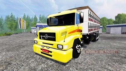 Mercedes-Benz 1620 para Farming Simulator 2015