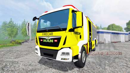 MAN TGM [firecar] para Farming Simulator 2015