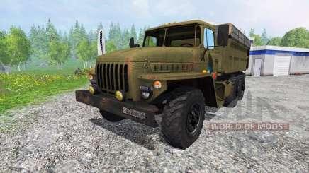Ural-4320 para Farming Simulator 2015