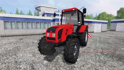 MTZ-1025.4 para Farming Simulator 2015
