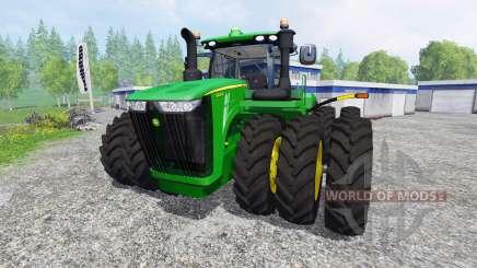 John Deere 9620R para Farming Simulator 2015