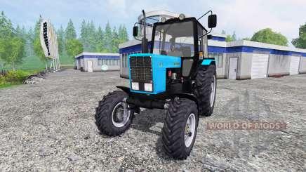 MTZ-82.1 Bielorrusia para Farming Simulator 2015