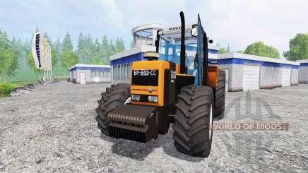 Renault 155.54 v1.3 para Farming Simulator 2015