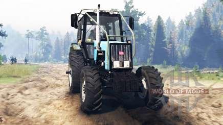 MTZ-1221.2 Belarús v2.0 para Spin Tires