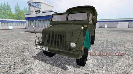 Borgward B 2000 para Farming Simulator 2015