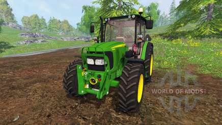 John Deere 5080M [washable] para Farming Simulator 2015