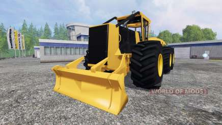 Tigercat 635D para Farming Simulator 2015