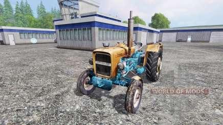 Ursus C-330 1970 [original] para Farming Simulator 2015