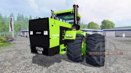 Steiger Tiger III 450 v2.0 para Farming Simulator 2015