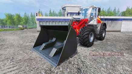 Liebherr L538 [red] para Farming Simulator 2015