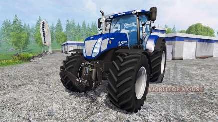 New Holland T7.270 v1.1 para Farming Simulator 2015