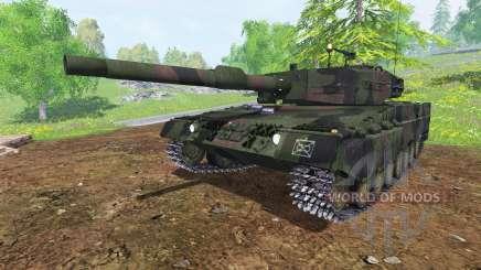 Leopard 2A4 para Farming Simulator 2015