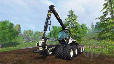 PONSSE Scorpion King [timber] para Farming Simulator 2015