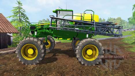 John Deere 4730 Sprayer para Farming Simulator 2015