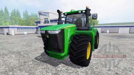 John Deere 9620R [pack] para Farming Simulator 2015