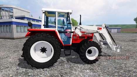 Steyr 8080A Turbo SK2 para Farming Simulator 2015