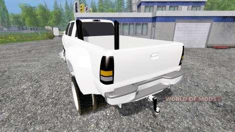GMC Sierra 3500HD 2006 para Farming Simulator 2015