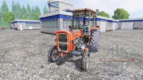 Ursus C-360 [edit] para Farming Simulator 2015