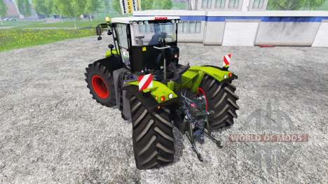 CLAAS Xerion 5000 [washable] para Farming Simulator 2015