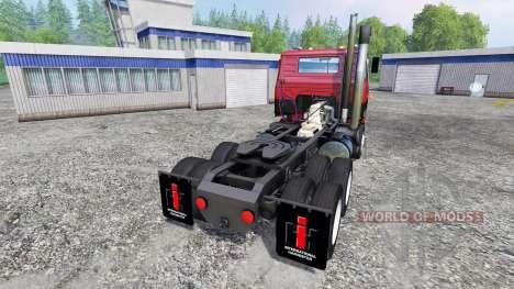 International TranStar II v1.2 para Farming Simulator 2015