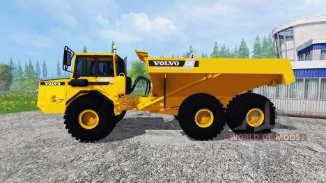 Volvo BM A25C 6x6 [final] para Farming Simulator 2015