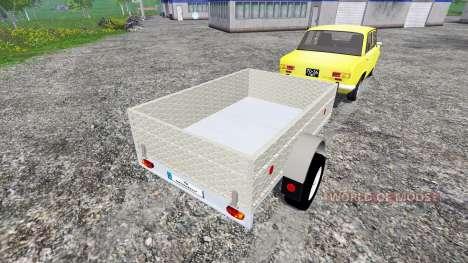 VAZ-2101 v2.0 para Farming Simulator 2015