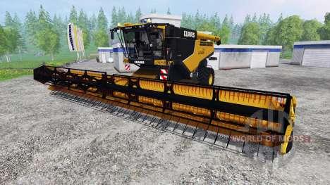 CLAAS Lexion 780TT USA para Farming Simulator 2015