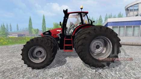 Hurlimann XL 130 [twin wheels] para Farming Simulator 2015