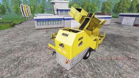 ROPA Keiler 2 para Farming Simulator 2015
