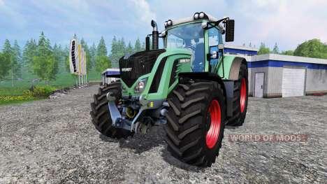 Fendt 939 Vario S4 para Farming Simulator 2015