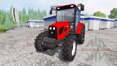 Tumosan 8105 v2.0 para Farming Simulator 2015