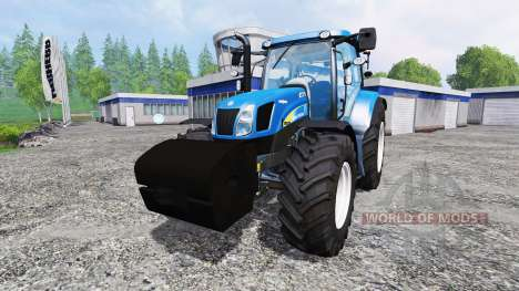 New Holland TS 135A para Farming Simulator 2015