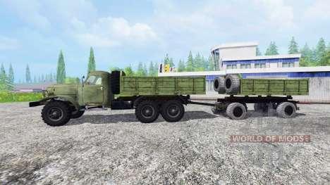 ZIL-157 v2.0 para Farming Simulator 2015