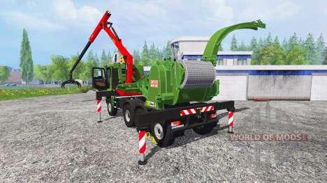 MAN TGS [pack] v2.0 para Farming Simulator 2015