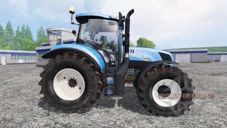 New Holland T7.240 v2.0 para Farming Simulator 2015