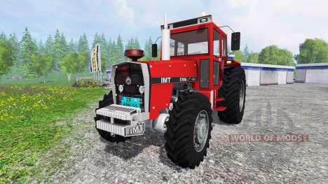 IMT 5106 para Farming Simulator 2015