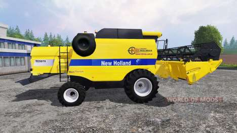New Holland TC5070 para Farming Simulator 2015
