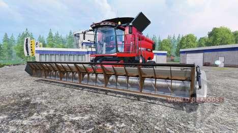 TerraFlex SunFlower para Farming Simulator 2015